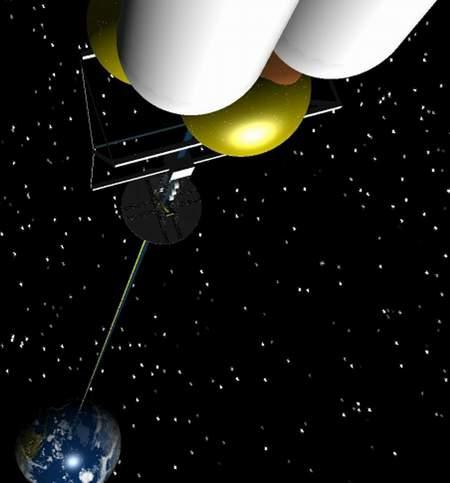 [创意] 太空天梯 一步登天的未来畅想(36P) - 路人@行者 - 路人@行者