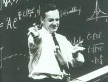 feynman在讲路径积分